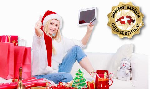 Mit Kundenvertrauen das Weihnachtsgeschäft ankurbeln - © anetlanda / Fotolia.com